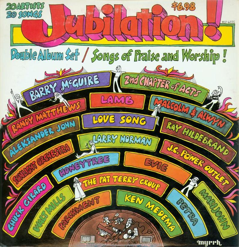 Various Artists - Jubilation! Songs of Praise and Worship!