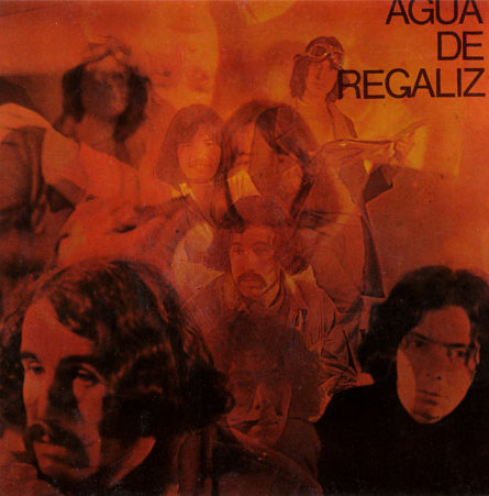Agua de Regaliz - Waiting in the Munster's Garden / When You Are so Bring Down