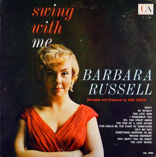 Barbara Russell - Swing With Me