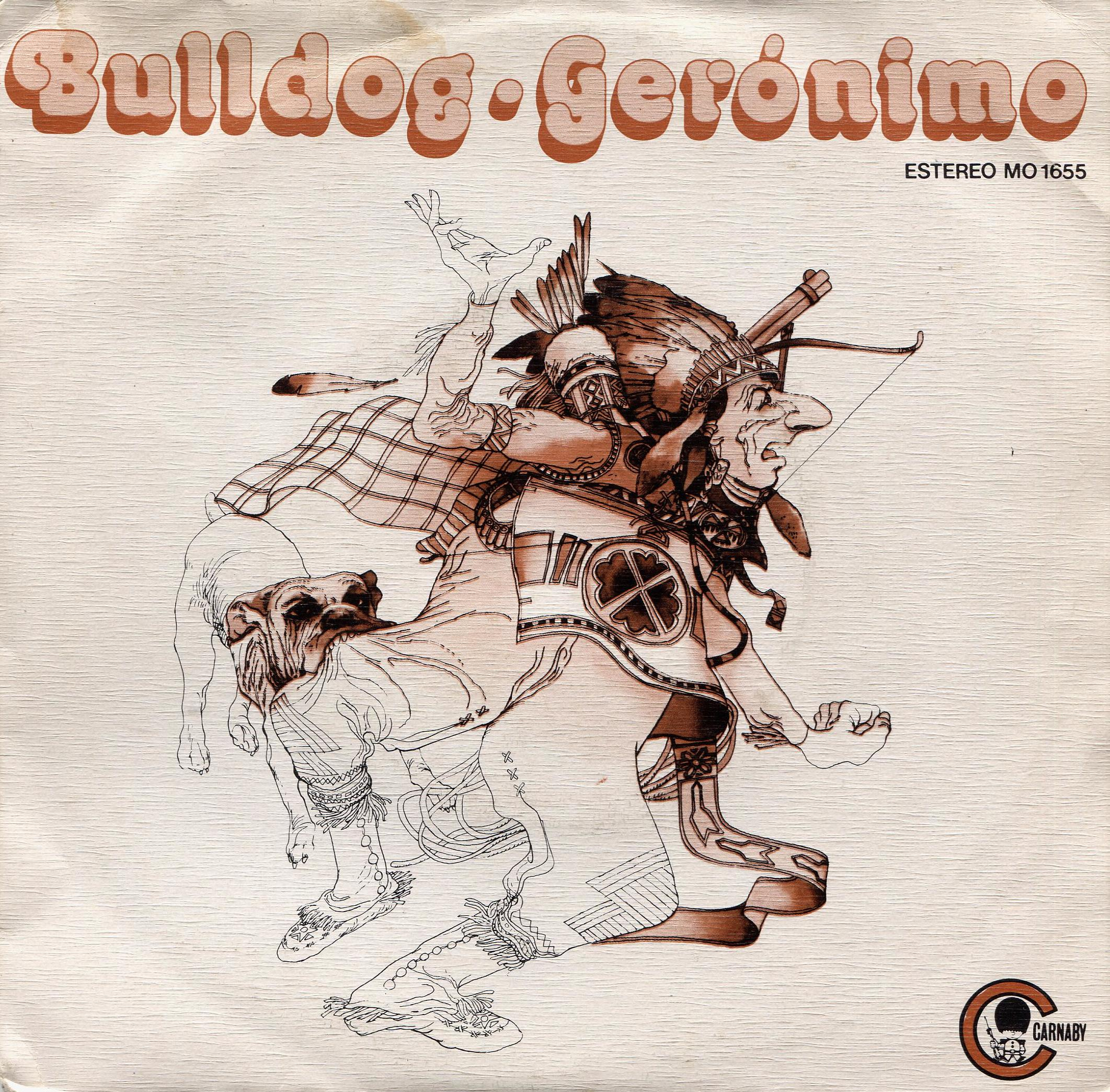 Bulldog - Gerónimo / La porta dell'estate