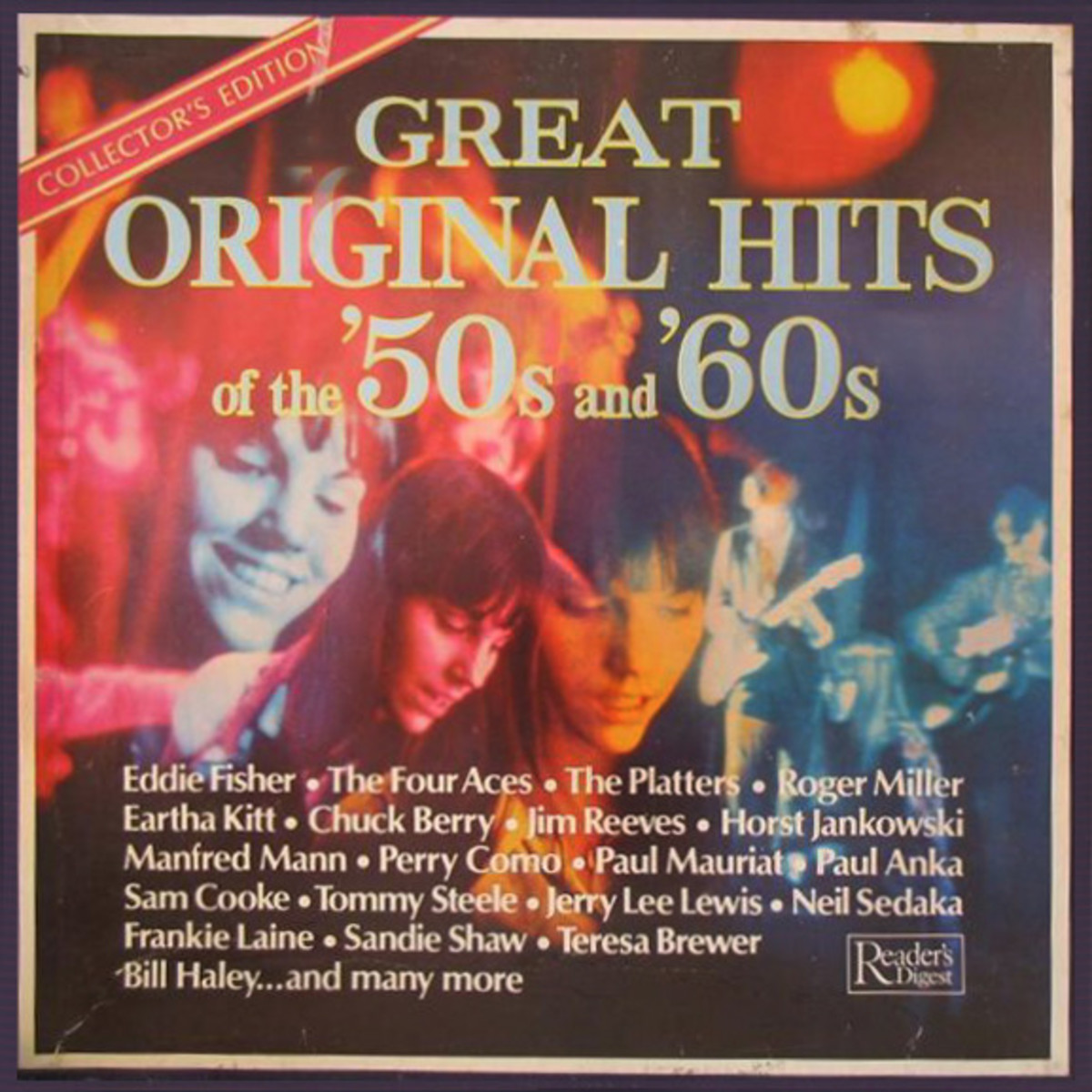 Great Original Hits of the '20s and '20s by Various Artists ...