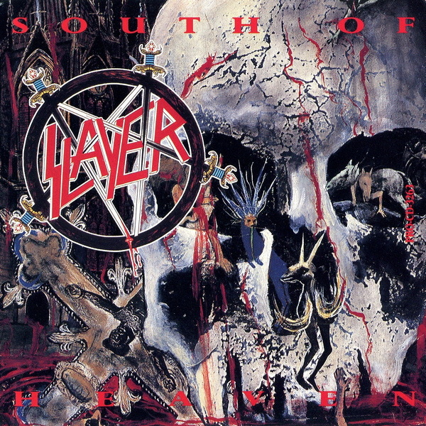 South of Heaven by Slayer (Single, Thrash Metal): Reviews, Ratings,  Credits, Song list - Rate Your Music