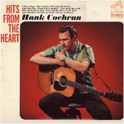 Hank Cochran Albums: songs, discography, biography, and listening guide -  Rate Your Music