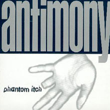 Phantom Itch by Antimony (Album, Post-Hardcore): Reviews, Ratings