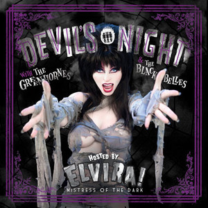 The Greenhornes / The Black Belles - Devil's Night Live at Third Man Records (Hosted by Elvira, Mistress of the Dark)