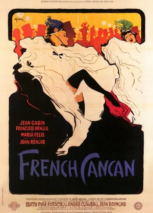French Cancan Film Comedy Reviews Ratings Cast And Crew Rate Your Music
