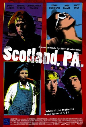 Scotland, Pa. (Film, Black Comedy): Reviews, Ratings, Cast and Crew - Rate  Your Music