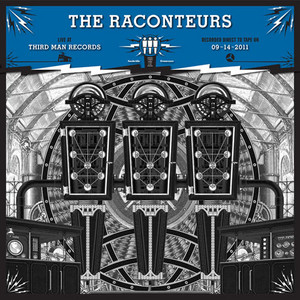 The Raconteurs - Live at Third Man Records 9-14-2011
