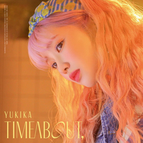 Timeabout, by 유키카 [YUKIKA] (EP, K-Pop): Reviews, Ratings, Credits, Song  list - Rate Your Music