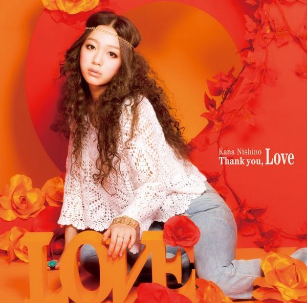 Thank You, Love by 西野カナ [Kana Nishino] (Album, J-Pop): Reviews, Ratings,  Credits, Song list - Rate Your Music