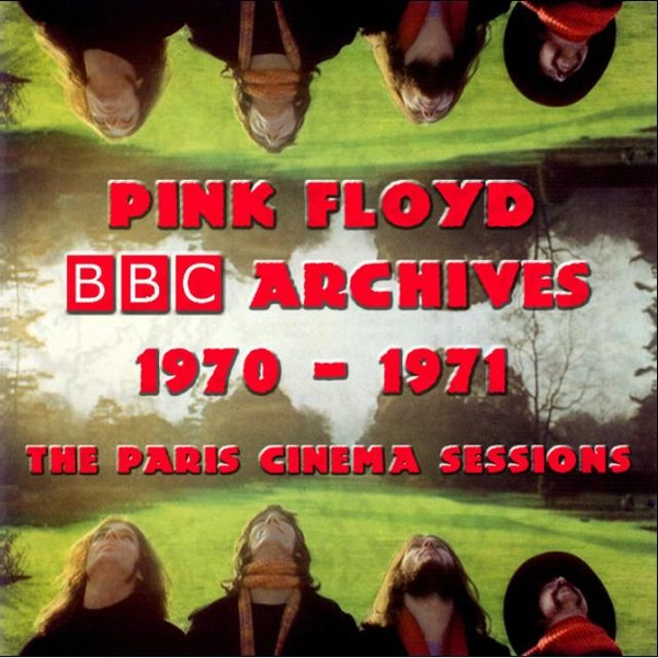 BBC Archives 1970-1971 by Pink Floyd (Bootleg