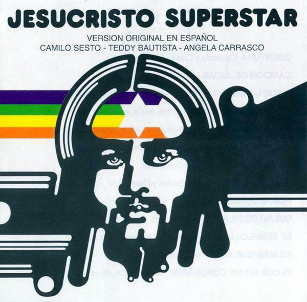 Jesucristo Superstar By Camilo Sesto Teddy Bautista ángela Carrasco Album Sony Bmg 82876759012 Reviews Ratings Credits Song List Rate Your Music