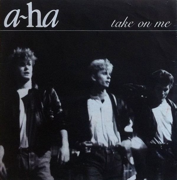 Take On Me / Love Is Reason by a-ha (Single, Synthpop): Reviews, Ratings,  Credits, Song list - Rate Your Music