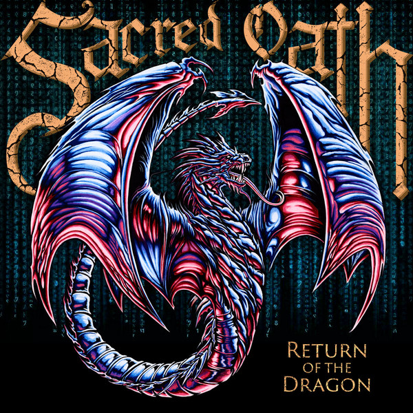 Return of the Dragon by Sacred Oath (Album, Heavy Metal): Reviews, Ratings,  Credits, Song list - Rate Your Music