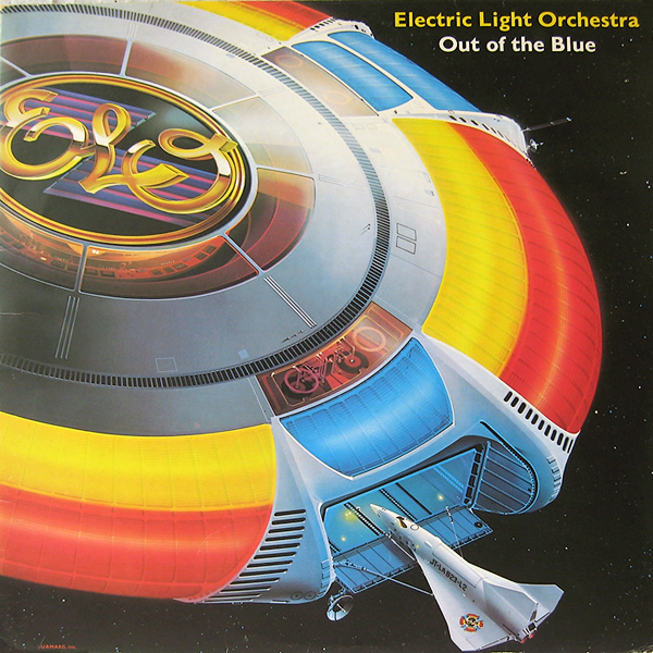 Out of the Blue by Electric Light Orchestra (Album, Pop Rock): Reviews,  Ratings, Credits, Song list - Rate Your Music
