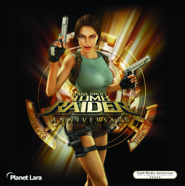 Tomb Raider Anniversary The Complete Soundtrack By Troels Brun Folmann Album Reviews Ratings Credits Song List Rate Your Music