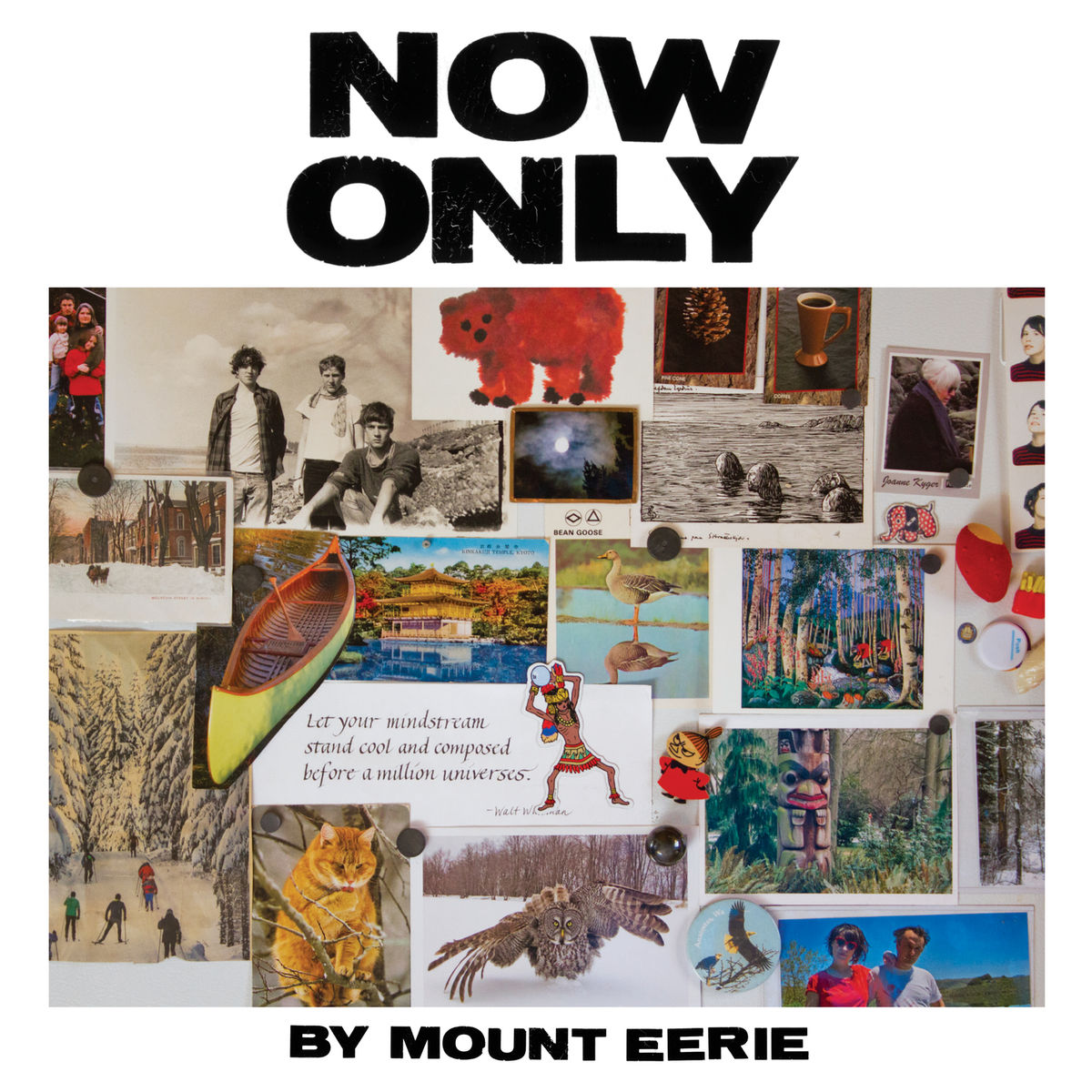 Mount Eerie - Now Only