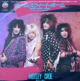 Motley crue home sweet home picture disc.