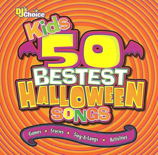 Kids 50 Bestest Halloween Songs-Games-Stories-Sing A Longs ...
