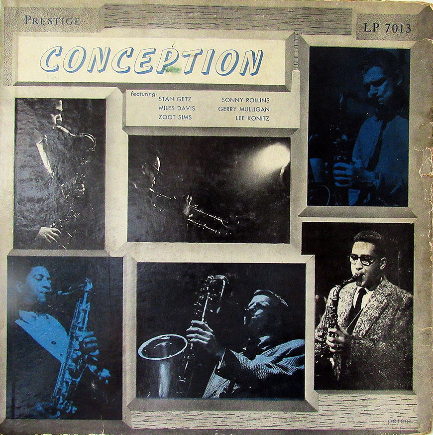 conception cover art