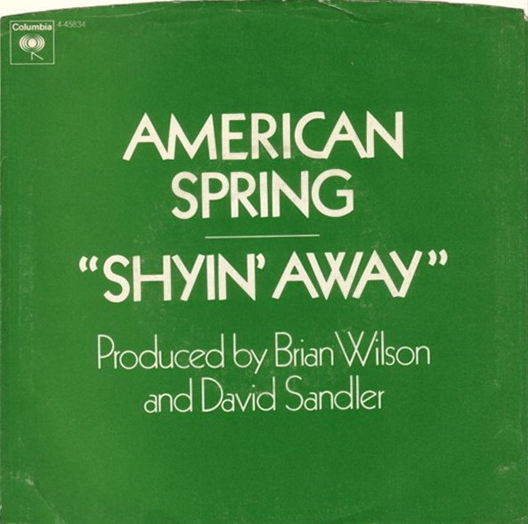 American Spring - Shyin' Away / Fallin' in Love