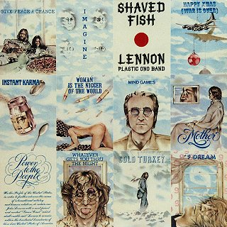 Lennon shaved fish
