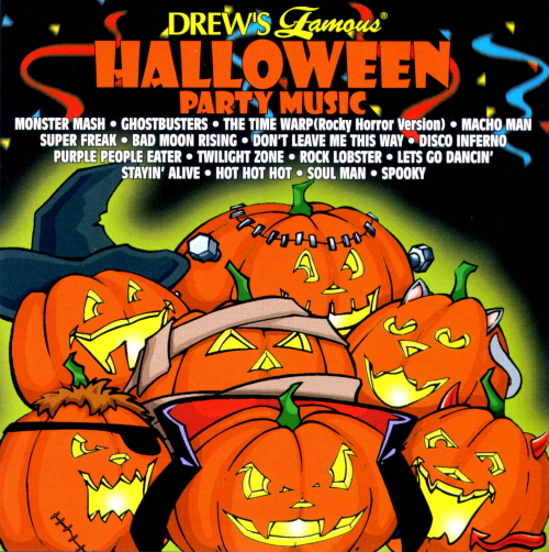 Drew's Famous Halloween Party Music by Various Artists ...