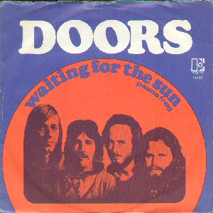 Waiting for the Sun / Peace Frog - cover art  sc 1 st  Rate Your Music & Waiting for the Sun / Peace Frog by The Doors (Single Psychedelic ...