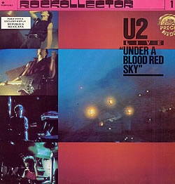 Lists with Under a Blood Red Sky by U2 (Album