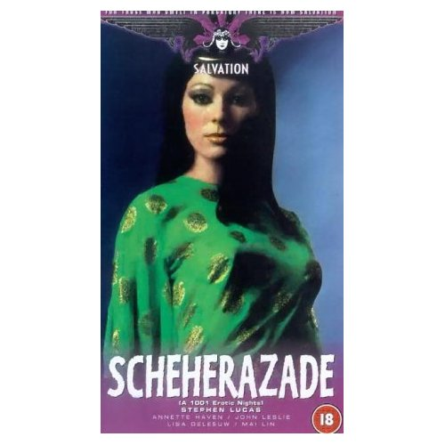 Scheherazade one thousand and one erotic nights