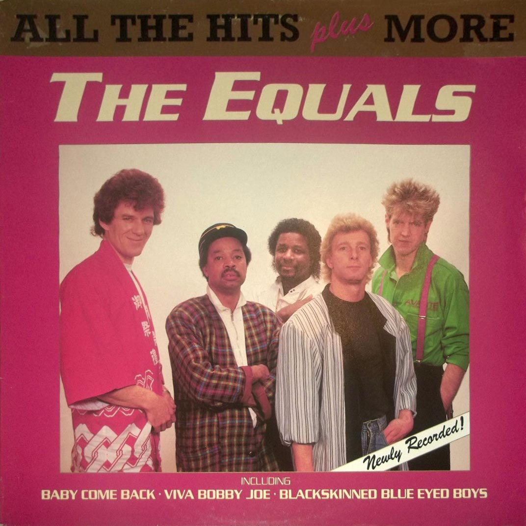 Picture of PRST 001 All the hits plus more - The Equals by artist The Equals from the BBC albums - Records and Tapes library