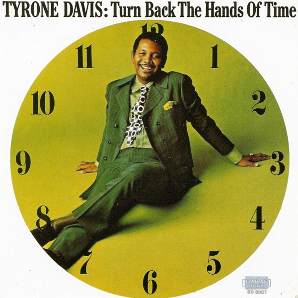 Image result for tyrone davis turn back the hands of time