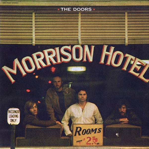 Morrison Hotel - cover art · Buy this Album  sc 1 st  Rate Your Music & Morrison Hotel by The Doors (Album Psychedelic Rock): Reviews ...