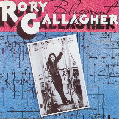 Blueprint by rory gallagher album blues rock reviews ratings blueprint cover art malvernweather Image collections