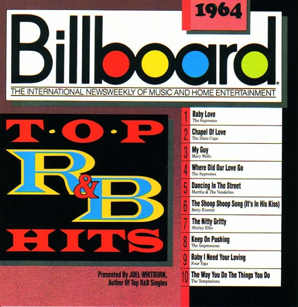 The top 100 r b singles of 1964 rate your music