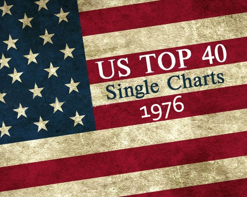 Top 100 songs from 1976