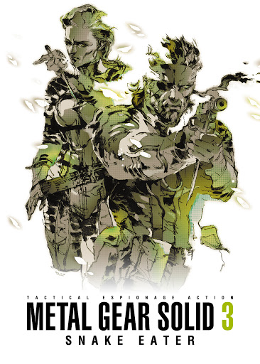 Metal Gear Solid 3 Snake Eater Video Game Stealth