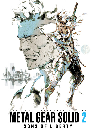 Metal Gear Solid 2 Sons Of Liberty Video Game Stealth
