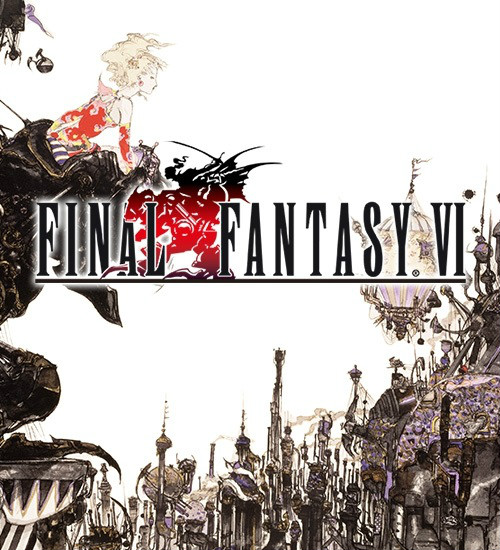 Final Fantasy VI (video game, JRPG, steampunk, turn-based