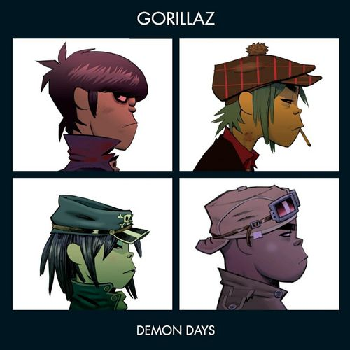 demon days by gorillaz album art pop reviews ratings credits song list rate your music