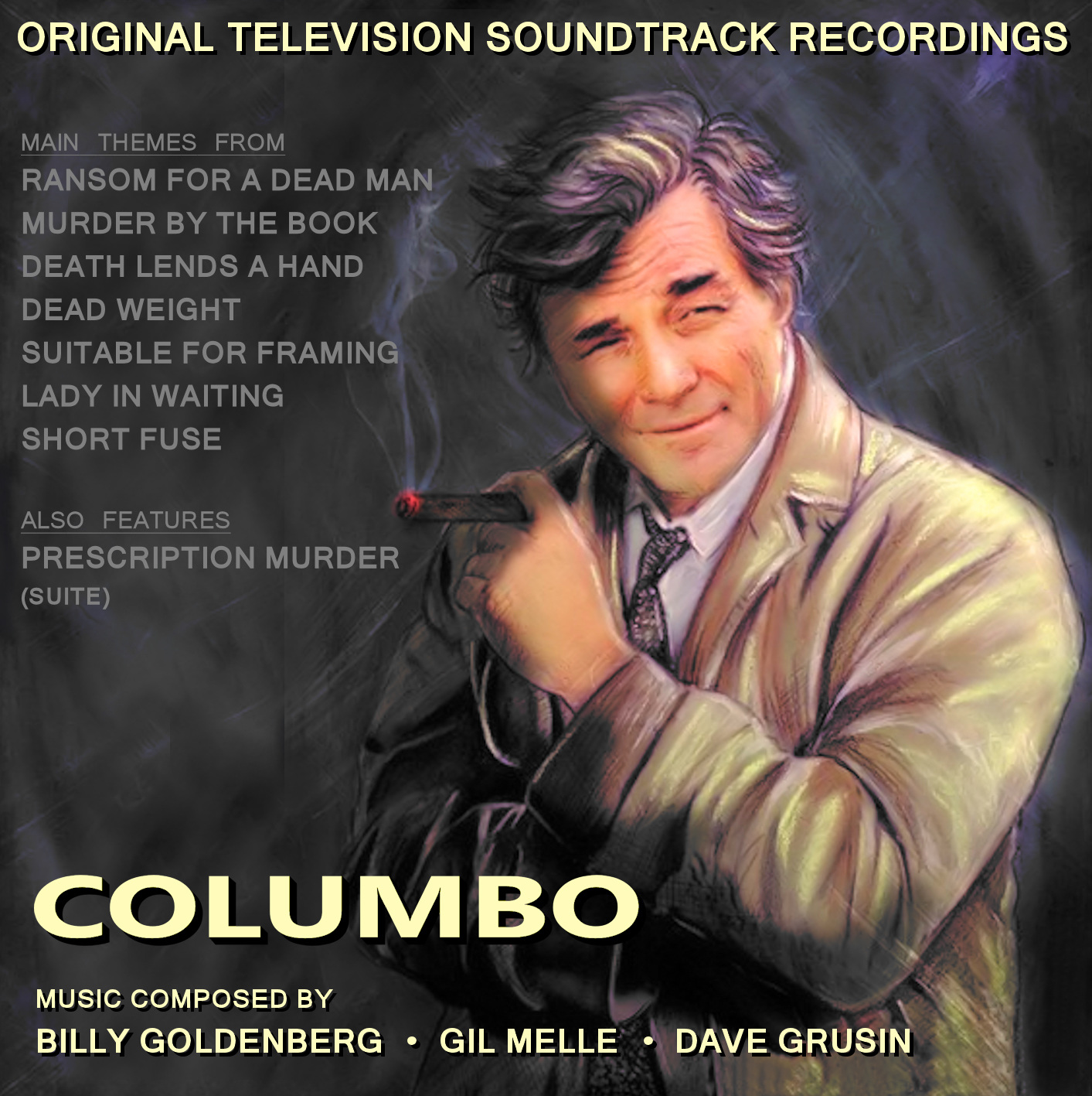 Columbo: Themes From Season One & Prescription Murder by Various ...