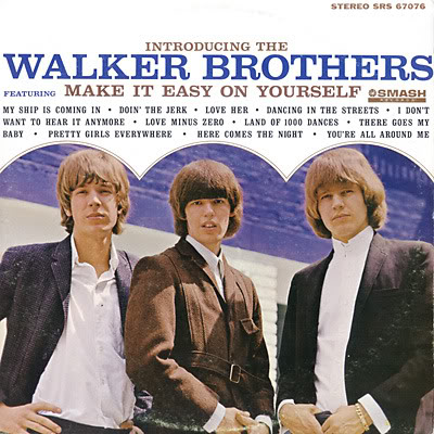 Introducing the walker brothers by the walker brothers album blue introducing the walker brothers by the walker brothers album blue eyed soul reviews ratings credits song list rate your music solutioingenieria Choice Image