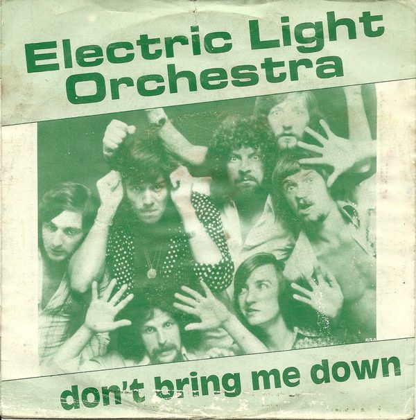 Donu0027t Bring Me Down / Dreaming Of 4000 By Electric Light Orchestra (Single,  Pop Rock): Reviews, Ratings, Credits, Song List   Rate Your Music