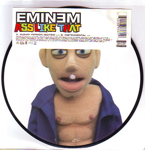 Ass on eminems face sex
