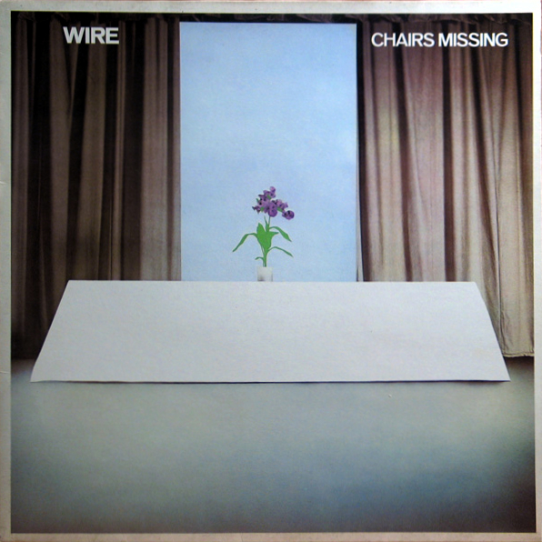 Chairs Missing by Wire (Album; Harvest; 1 C 064-06 801): Reviews ...