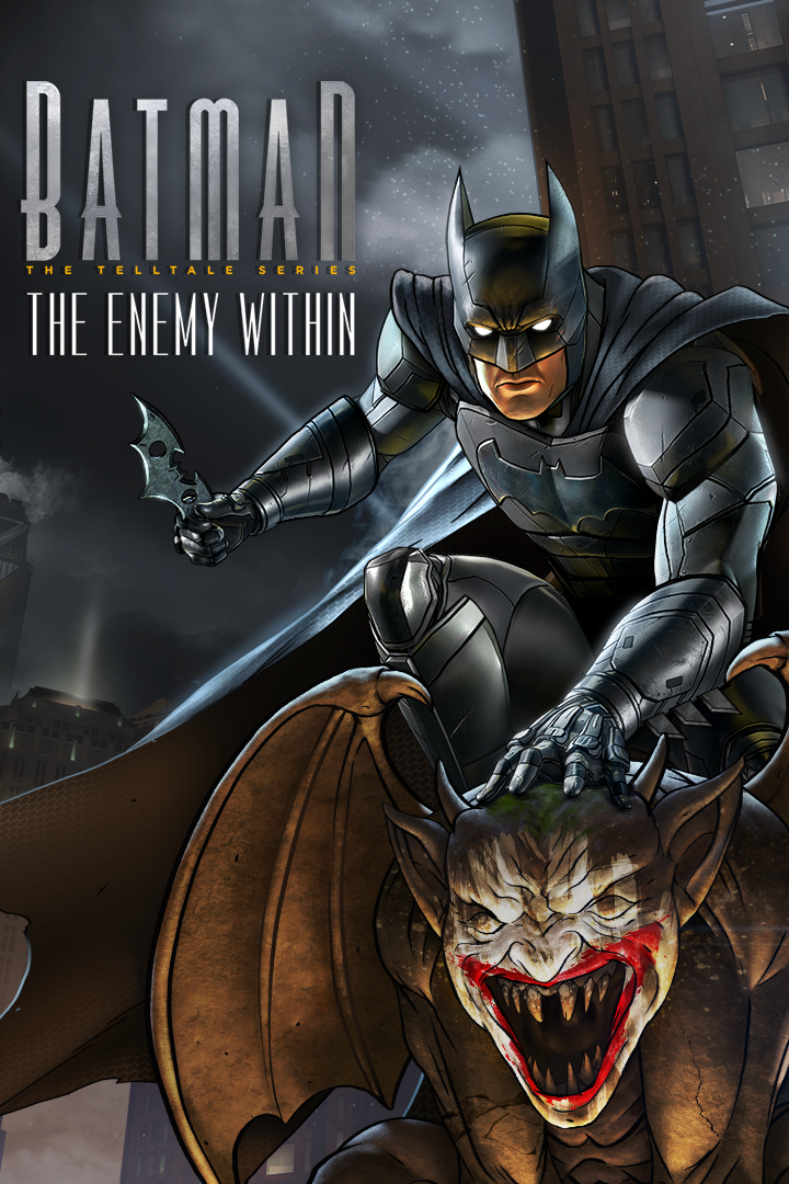 Image result for batman telltale the enemy within