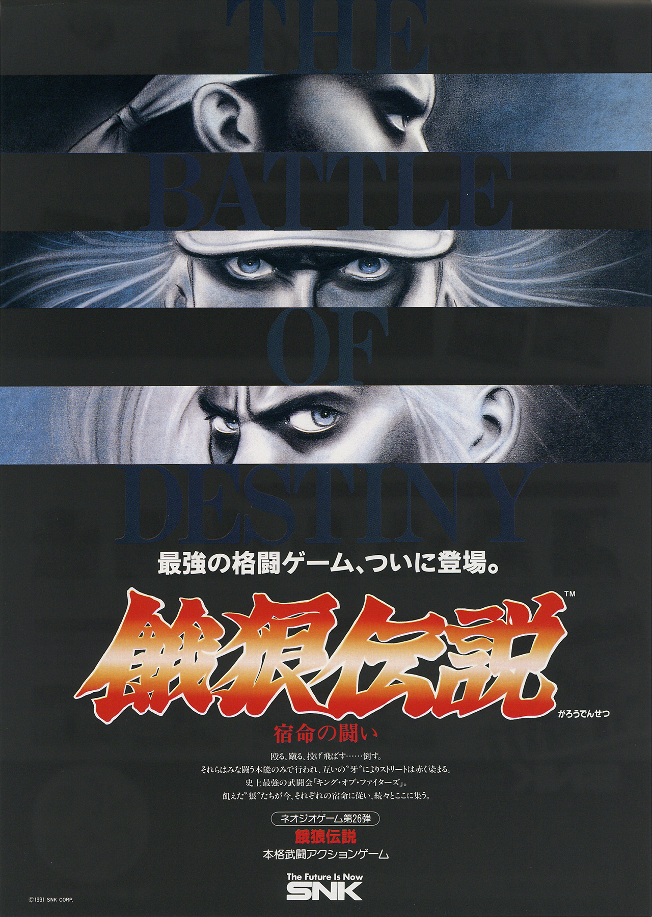 Fatal Fury King Of Fighters Video Game Fighting Reviews