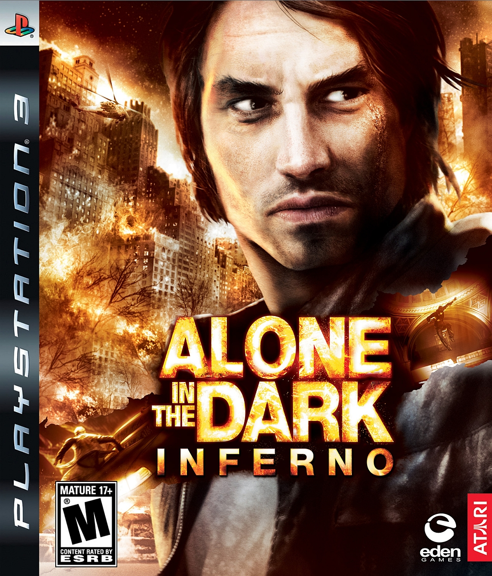 Alone In The Dark Video Game Ps3 2008 Reviews Ratings