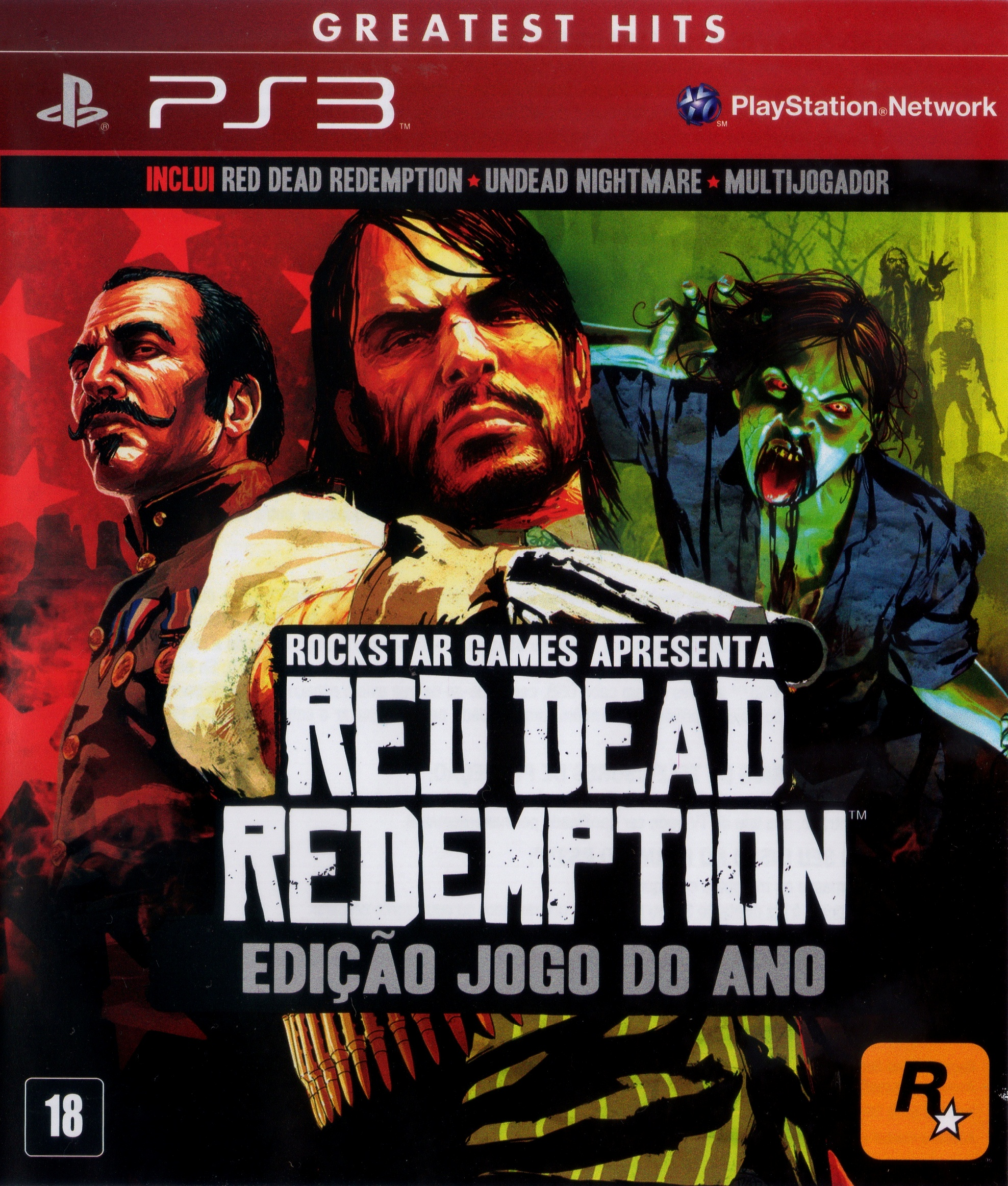 Red Dead Redemption (video game, PS3) reviews & ratings
