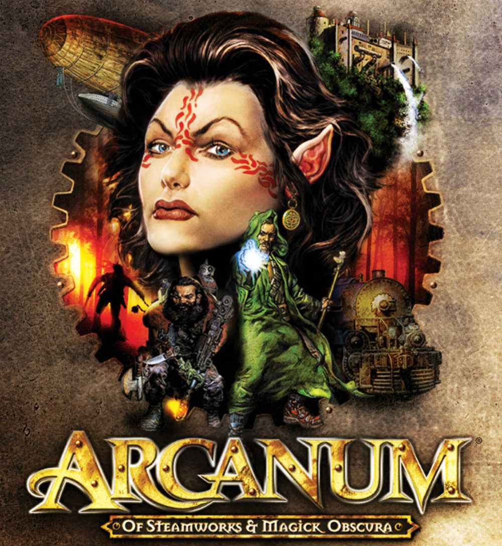 Arcanum: Of Steamworks and Magick Obscura (video game, steampunk